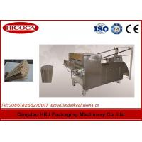 Buy cheap Professional Rice Noodle Cutter Machine With Two Sets Bulk Noodle Conveyor Line product