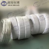 Buy cheap Extruded magnesium ribbon anode for protect high resistivity electrolyte tanks from Wholesalers