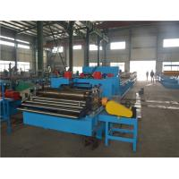 Buy cheap ISO Cable Ladder / Cable Tray Roll Forming Machine For 200-800 Mm Width product