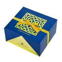 Buy cheap Handmade Luxury Gift Packaging Boxes With Ribbon For Perfume Packaging product
