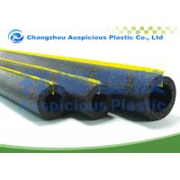 Buy cheap EPE Tube Foam Pipe Insulation Heat Preservation / High Temperature With Pre Slit product