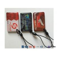 Buy cheap Security Access Control Board , Access Control Security Systems Crystal Epoxy Card product
