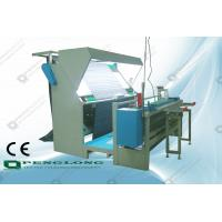 Buy cheap Cloth Inspection Machine with Automatic edge-aligning system product