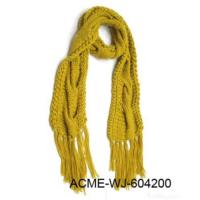 Buy cheap Fashion Handmade Knitting Scarf product