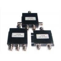 China CDMA GSM FM UHF Wifi 3G 4G Microwave Power Divider 2 To 4 Way Power Splitter on sale