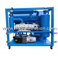 Quality Used Transformer Oil Regeneration System, Insulation Cable Oil Reclamation for sale