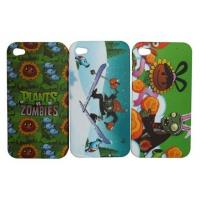 Plants VS Zombies Hard Cover Case for Iphome 4