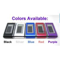 Buy cheap 2GB Clip MP3 Player With LCD Screen Black, Silver, Blue, Red, Purple product