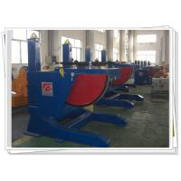 Quality Tilting Pipe Rotary Welding Positioners Adjustable With Slewing Bearing for sale