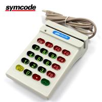 Buy cheap Card Swipe Reader / Magnetic Stripe Reader Recognize Many Kinds Barcode product
