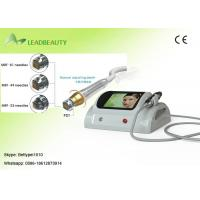 Buy cheap Good feedback rf fractional micro needle machine for whole body skin lifting product