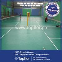 Buy cheap indoor/outdoor interlocking badminton court sports floor product