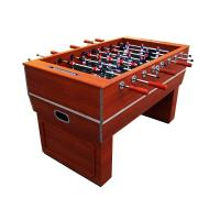 Buy cheap Wood Hand Grip Soccer Game Table MDF Indoor Use With Cabinet Legs CE Approved product