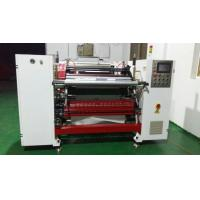 Buy cheap TILL ROLL CONVERTING SLITTING AND REWINDING MACHINE with 12,14,18,26mm rewind shaft for ATM PAPER product