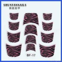 Buy cheap Christmas Sticker For Nail Art product
