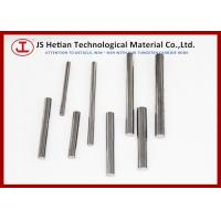 Buy cheap K20 - K30 Cemented Carbide Rods Chamfered with 4200 MPa Transverse Rupture Strength from Wholesalers