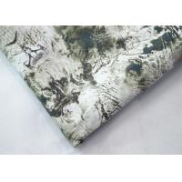 Buy cheap Plain Woven Fabric / Inkjet Cotton Canvas For Making Personality Bag product