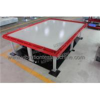 China Heavy Load Transport Simulation Vibration Tester Mechanical Shaker Table with ISTA IA on sale