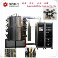 Buy cheap Nickel Chrome Pvd Plating Machine Stainless Steel 316 Material Vertical Orientation product