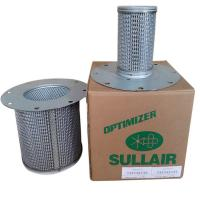 Buy cheap sullair replacement air oil separator 02250100-755/756 industrial compressed separator product