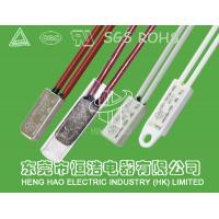 China Auto Reset Bimetal Temperature Switch BH-TB02B-B8D Snap Action Thermostat on sale