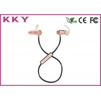 Buy cheap Alloy Metal Material Bluetooth 4.2 Headset With Human Engineering Design product