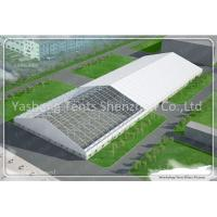 China Semi-Permanent Warehouse Industrial Fabric Buildings Professional Strong Marquee on sale