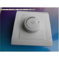 China Electric Infrared Induction Switch / Rotary Dimmer Light Switch Easily Install on sale