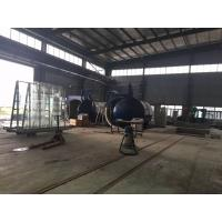 Buy cheap 2M Or Customized Inner Diameter Glass Laminating Autoclave Machine / Glass Autoclave For Bricks / Glass / Wood product