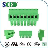 Buy cheap Electronic components Female Plug In Terminal Block With Screw Clamp product