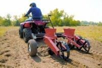 Buy cheap 3-row soybean planter product
