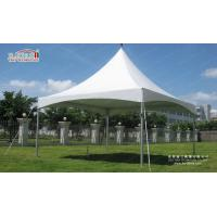 China Pinnacle Tents, Pagoda Tents, Garden Canopy with White Transparent Cover on sale