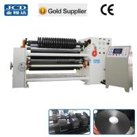 Buy cheap Protective film/ foam tape roll to roll slitting rewinding machine product