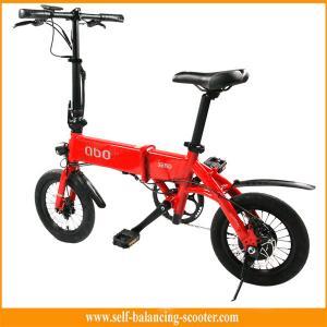 New Style 36v 250w 14inch Electric Boost Bike Folding Bike Mini Adult Foldable