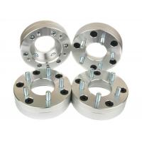 High Performance 50 Mm GMC Chevy / Cadillac Wheel Spacers 6 Lug To 5 Lug