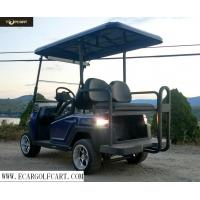 Buy cheap Off Road Electric Golf Cart 4 Seater With Bluetooth product