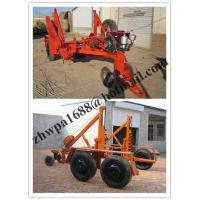 Buy cheap Quotation Cable Reel Puller,Cable Reels, Cable reel carrier trailer product