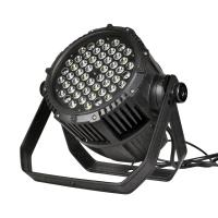 Buy cheap Outdoor Waterproof LED Par Can Lights 54pcs 3W 3-In-1 LEDs For Large Concerts from Wholesalers