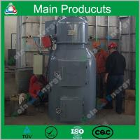 Buy cheap Medical Plastic Bags Waste Incinerator, Waste Paper Incinerator, Rubber Tyre Burning product