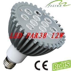 Buy cheap LED PAR Lamp / Spot Light FXPAR38-B 12*1W product