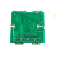 China Leadfree Hal 2 Layer Led Light Circuit BoardEpoxy Paper Laminate Material on sale