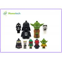 Buy cheap Star Wars Toys Customized Pen Drives 64gb , Cartoon Usb Flash Drive For Gift product