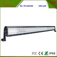 Buy cheap 240W 41.5 Inch Double Row off-Road LED Light Bar for Trailer, Truck, Jeep and ATV product