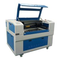 CO2 Laser Engraving Cutting Machine For Leather Laser Engraving Machine