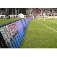 Buy cheap External Banner Stadium Perimeter Led Display Ip65 For Football Field product