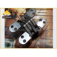 Interior Use Zinc Plated Concealed Door Hinges 180 Degree Gemel
