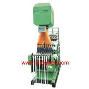 China Narrow Fabric Weaving Machines - Jacquard Needle Loom on sale