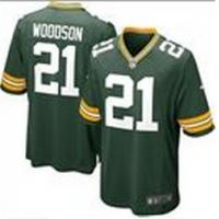 Buy cheap 2012 Nike Green Bay Packers #21 Green Jerseys product