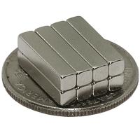Buy cheap strong rectangular magnets product