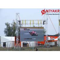 China Super Thin Outdoor P5 Rental LED Display Advertising Large LED Screen Hire on sale